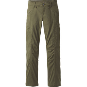 Prana W's Hallena Pants Regular Inseam Cargo Green